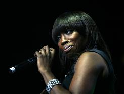 British gal finds American Boy: And now Estelle's hit is up for three awards at Sunday's Grammy show (CBS, 8 p.m. ET/PT).