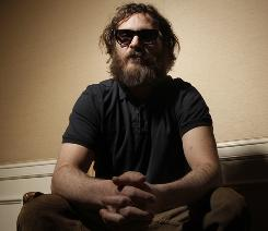 "Joaquin Phoenix says his foray into hip-hop is not a joke. ""There's not a hoax,"" Phoenix said. ""Might I be ridiculous? Might my career in music be laughable? Yeah, that's possible, but that's certainly not my intention."""