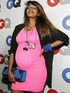 Big date: M.I.A.'s baby is due Sunday, Grammys day.
