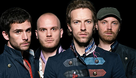 Coldplay: Guy Berryman, left, Will Champion, Chris Martin and Jonny Buckland are likely to be the deserving winners of three of the big awards, according to USA TODAY's critic.