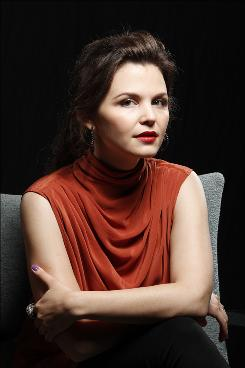 "Ginnifer Goodwin, who plays Gigi in the romantic comedy He's Just Not That Into You, says she is ""so guilty of the long linger."""