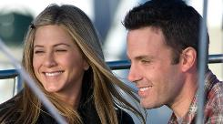 He's Just Not That Into You, with Jennifer Aniston and Ben Affleck, was No. 1 at the box office this weekend.