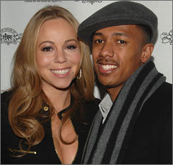 Actor Nick Cannon is married to singer Mariah Carey.