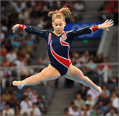 Shawn Johnson: Olympic gymnast, 17, will be Dancing With the Stars' youngest competitor.