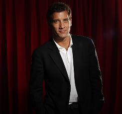 A busy man at the moment: Clive Owen stars in two upcoming movies, The International, opening Friday, and Duplicity, out March 20. 