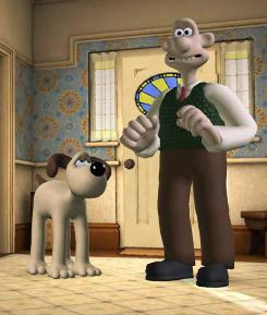Players can be either the inventor or his dog in Wallace & Gromit's Grand Adventures.