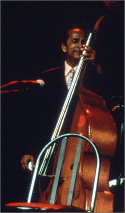"Orlando ""Cachaito""  Lopez, who provided the bass line for the Buena Vista Social Club, died Monday at 76."