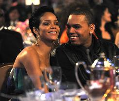 The night in question: Rihanna and Chris Brown attended the Grammy Salute to Industry Icons on Feb. 7 in Beverly Hills.