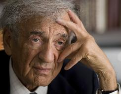 Nobel Peace Prize winner Elie Wiesel, 80, has a novel out today, A Mad Desire to Dance, a psychological mystery about a son's search for the truth about his parents during the Holocaust.