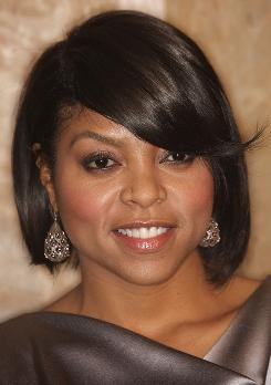 Benjamin Button star Taraji P. Henson has a Glam Squad to coordinate her style during this busy awards season.