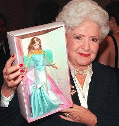 Ruth Handler knew Barbie would be popular in 1959 when everyone told her the doll wouldn't sell.
