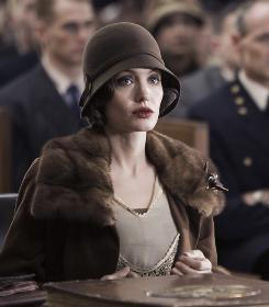Going after her son: Angelina Jolie must fight corruption in Changeling.
