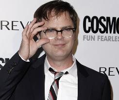 """Rainn Wilson: """"I embrace my inner doofus."""""""