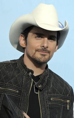 "What was Then: Brad Paisley says the single's ""target was our significant others."""