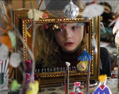 From the outside looking in: Elle Fanning is Phoebe, a young girl with Tourette syndrome who escapes her life as an outcast and enters a fantasy world.
