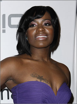 """Fantasia has some advice for contestants: Don't """"be mouthy to Simon. We just have to learn to take the blows."""""""