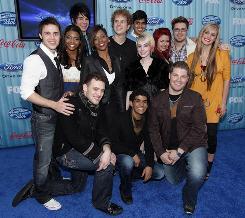Baker's dozen: American Idol selected 13 finalists instead of 12.