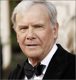 NBC's Tom Brokaw will visit communities such as Holly, Lamar, La Junta and Pueblo.