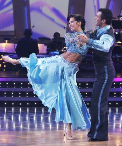 Melissa Rycroft is twirling around the reality circuit: She was paired with Tony Dovolani on Dancing With the Stars to replace an injured competitor, a week after being chosen in the Bachelor finale but dumped in the After the Rose special.