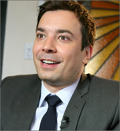 Late Night with Jimmy Fallon  pulled in  average 2.4 million viewers.