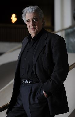 Metropolitan man: Placido Domingo, who will be honored at the opera company's 125th anniversary gala Sunday, used poems by Pope John Paul II as lyrics for his new album.