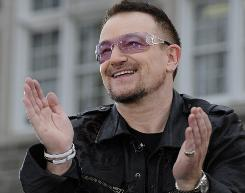 Bono and his U2 bandmates have come out of the gate strong with No Line on the Horizon. It sold 484,000 in its first wek.