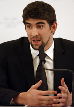 """It was a bad mistake. I mean, we all know what, you know, what you and I are talking about. It's a stupid mistake. You know, bad judgment.,"" Phelps told Matt Lauer in an interview set to air on Dateline Sunday night."