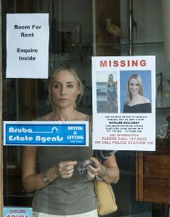 On Lifetime: Beth Holloway Twitty (Tracy Pollan) doesn't give up her search in Natalee Holloway.