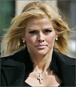 Anna Nicole Smith died of a drug overdose in 2007.