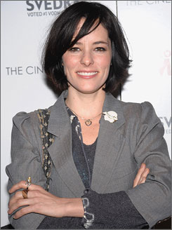 Parker Posey is known for her roles in indie films such as Josie and the Pussycats, The House of Yes and Daytrippers.