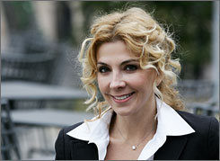 Natasha Richardson died after a skiing accident. She was 45.
