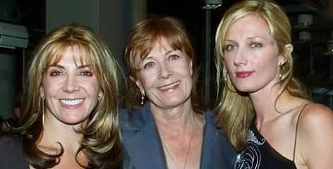 "The Redgrave family has been considered to be a British acting ""dynasty."" At center is Vanessa Redgrave, mother of Natasha Richardson, left, and Joely Richardson."