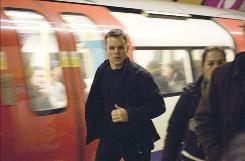 Matt Damon has starred as amnesiac Jason Bourne  in three Bourne movies so far, including  2007's The Bourne Ultimatum.