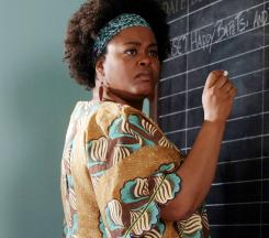 Chalk one up for HBO, as Jill Scott stars as the No. 1 lady detective. Gentility and scenery are hallmarks of the HBO show, filmed in Botswana.