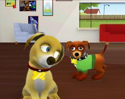 Touch Pets: Dogs: Upcoming iPhone application lets you keep a virtual pet.