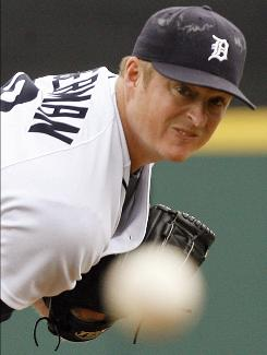 Here's the pitch: The Detroit Tigers and righthander Jeremy Bonderman are scheduled to play a baseball game during the afternoon of Good Friday, traditionally one of the holiest times on the Christian calendar. Three other Major League teams have games at that time as well, which has raised concerns among some officials in the Catholic Church.