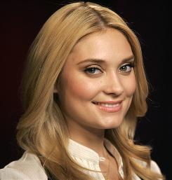 """The show must go on"": Even, says Spencer Grammer, when she found out about dad Kelsey's heart attack last year while on the set of her ABC Family show, Greek."