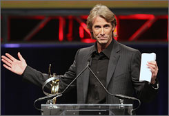 """All of the magic happens in the two hours people are sitting in the theater,"" argued Transformers director Michael Bay. ""Not watching it on DVD. Not watching it on the computer. I want to tell them to make the moviegoing experience as special as they can, because that's what burns in people's memories."""
