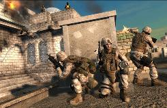 Six Days in Fallujah: The game stems from the urban combat in the Iraqi town in November 2004.