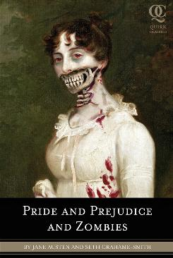 Pride and Prejudice and Zombies is a new zombie-inspired interpretation of the classic Jane Austen novel.