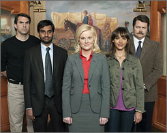 Parks and Recreation's premiere pulled in 6.9 million viewers Thursday.
