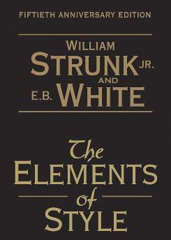 Strunktastic: The Elements of Style turns 50 this year.