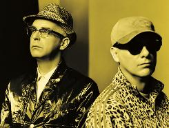 Yes men: Neil Tennant and Chris Lowe make peerless techno-pop on their latest album.