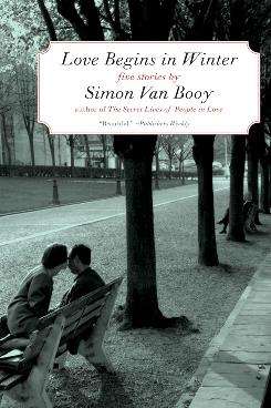 Simon Van Booy's Love Begins in Winter, due out this summer, is among numerous titles being published in paperback form instead of hardcover for the first run.