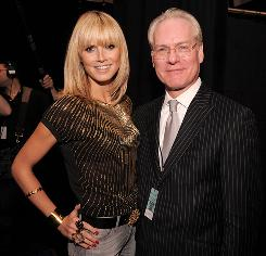 """Change is good: Project Runway  has moved to L.A. to accommodate Heidi Klum's pregnancy. Tim Gunn, right, is looking forward to a """"new backdrop."""""""
