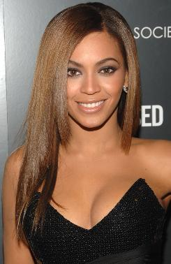  Beyonce Knowles, shown at the premiere for Obsessed in New York Thursday, shows crossover appeal at the movies in a non-singing role. 