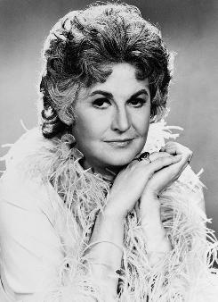 Bea Arthur, pictured in 1975, found great success in Broadway musicals and in television comedy.