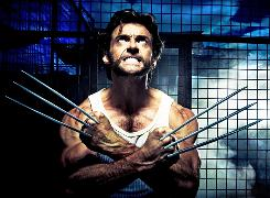 Jackman portrays an angrier mutant as he sinks his claws into the starring role in X-Men Origins: Wolverine, out Friday.