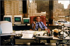 Douglas' Gordon Gekko was voted the #24 Greatest Villain of All Time by the AFI.