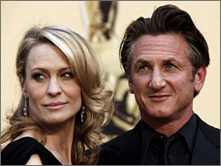Robin Wright Penn and Sean Penn are splitting after 13 years of marriage.